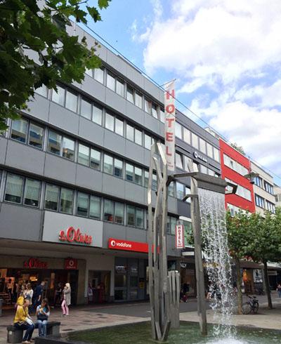 Hamburg Hotel Zentral